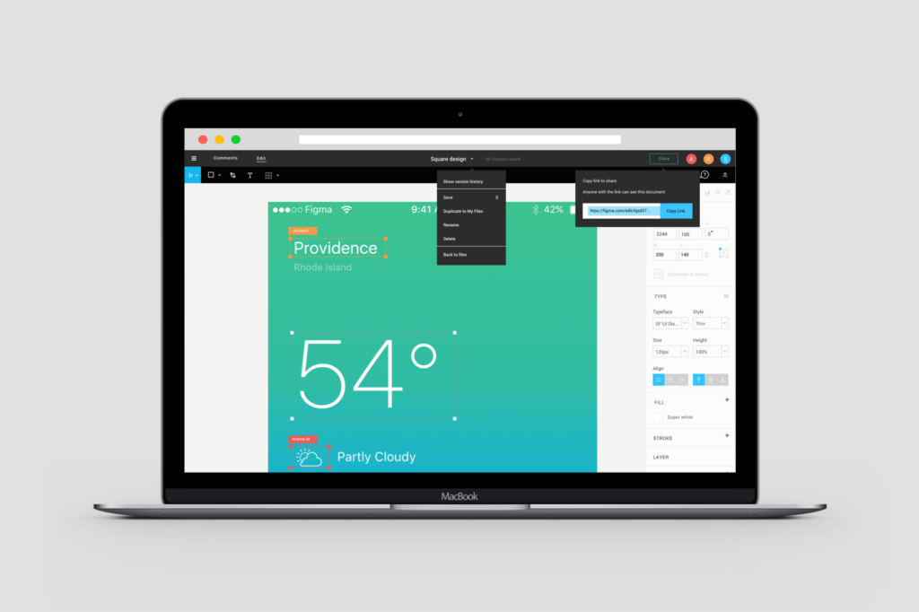 Figma: the future of online design tools | CodeRevolution